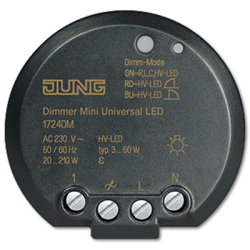 Jung Dimmer mini Universeel led