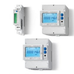 Finder kWh-meters serie 7E